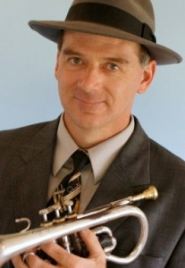 Corey Gemme leads his Dixiebop Quartet July 6th at Joe's