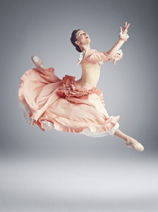 "Mariya Dashkina Maddux in Martha Graham's ""Appalachian Spring"" Photo and copyright by Hubbard Nash Photography"