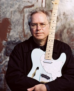 Bill Frisell performs at the Angel City Jazz Festival October 13