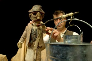 The Man Who Planted Trees by the Puppet State Theater Company Comes to Theatre Raymond Kabbaz October 23.