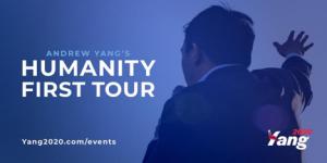 2020 Democratic Presidential Candidate Andrew Yang to Speak