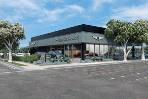 Genesis Santa Monica Rendering